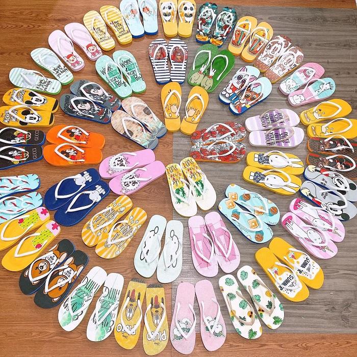 Những ưu điểm của xưởng giày dép Thái Hiệp