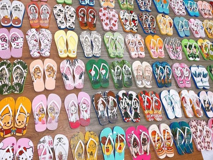 Tiềm năng phát triển của thị trường giày dép